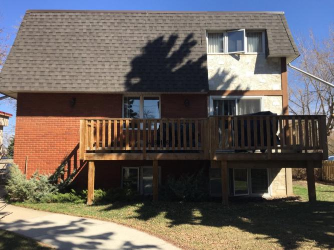 Apartment For Rent 5 - 4816-53 street, Red Deer, 1 Bathroom