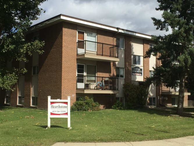 Apartment For Rent 104 - 5832 60A Street, Red Deer, 1 Bathroom