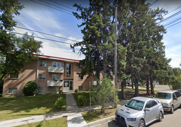 Apartment For Rent 102 - 5301-46 Avenue, Red Deer, 1 Bedroom, 1 Bathroom